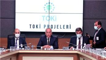 TOKİ, 2020 yılında 131 bin konut satıldığını açıkladı!