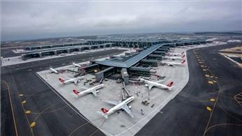 İstanbul Havalimanı liderliği elden bırakmıyor!