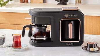 Karaca Hatır Plus Mod ile çay ve kahve keyfi katlanıyor!