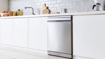 LG QuadWash Bulaşık Makineleri ile derinlemesine temizlik!