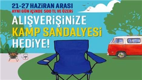 Gebze Center AVM'den kampçılara özel kampanya!