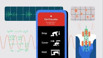 Android cihazlara deprem alarmı geliyor!