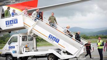 TAV'ın Makedonya'daki havalimanlarına 49 milyon euro yatırım!