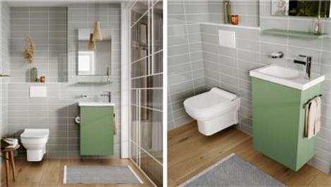 Küçük banyo dekorasyonu nasıl olmalı, trendler neler?