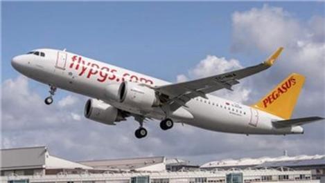 Pegasus, İzmir ve Alanya'dan Bakü seferini başlatıyor!