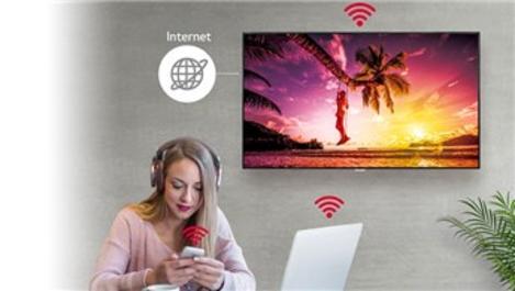 LG UHD Geniş Endüstriyel Ekranlar ile üstün görüntü kalitesi