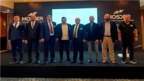 Mustafa Balcı yeniden MOSDER başkanı seçildi!