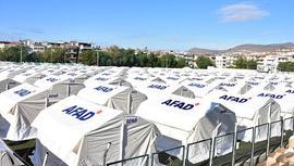 AFAD, meydanlara Afet Eğitim Çadırı kuruyor!