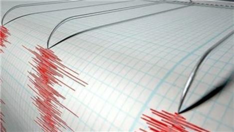 Datça açıklarında 5.3 büyüklüğünde deprem!