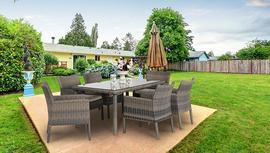 Tepe Home'un bahçe mobilyalarında %40 indirim!