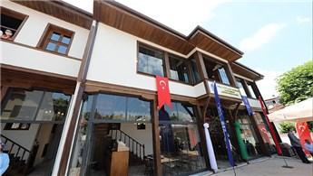 Restore edilen 2 asırlık bina gençlik merkezi olacak