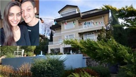 Mesut Özil, kayınvalidesine Acarkent'ten ev aldı!