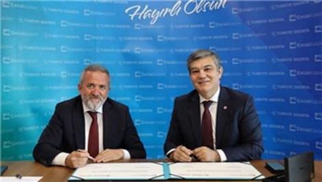 Türkiye Sigorta ve Emlak Katılım Bankası güçlerini birleştirdi