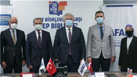AFAD ile OSBÜK arasında iş birliği protokolü imzalandı