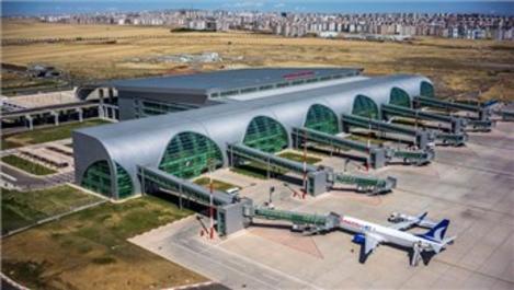 Diyarbakır Havaalanı'nda uçuşlar başlıyor!