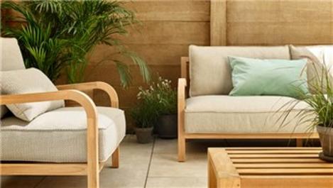 Marshall'dan bahçe mobilyaları bakımı için çözümler