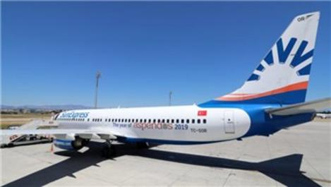 SunExpress'in Antalya ve İzmir'den Cenevre uçuşları başlıyor