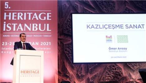 'İstanbul'a sur dışında ilk defa mozaik müzesi kazandıracağız'