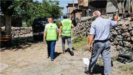 Bingöl'deki depremin ardından hasar tespit çalışmaları sürüyor