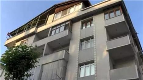 Güngören'de 3.9'luk depremde çatlayan bina için karar verildi