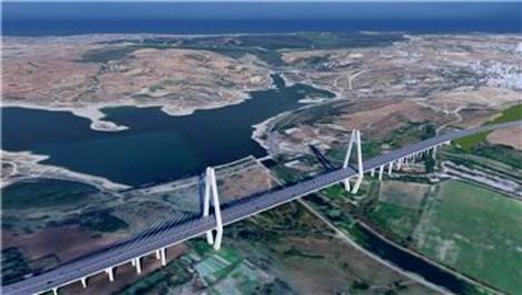 Kanal İstanbul'daki köprüler ücretsiz olacak