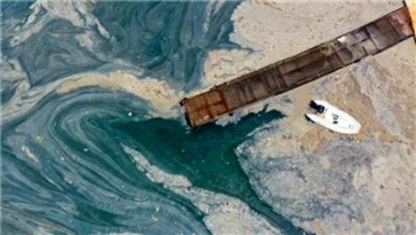 Marmara Denizi'nden 6 bin 929 metreküp müsilaj temizlendi
