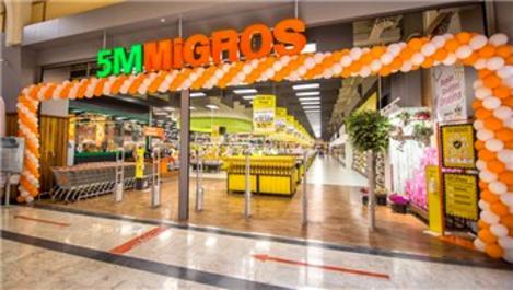 Migros, Konya'daki 17. mağazasını M1 Konya AVM'de açtı