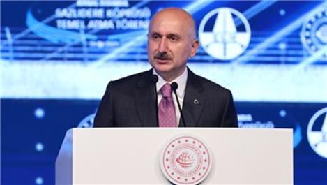 'Kanal İstanbul, boğazdan 13 kat daha güvenli olacak'