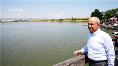 Belediyeden Büyükçekmece Gölü'ndeki kirlilik hakkında açıklama!