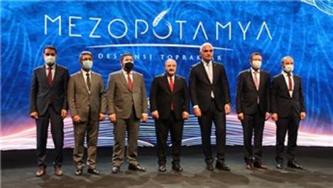 Turizmde bir ilk! 'Mezopotamya' görücüye çıktı