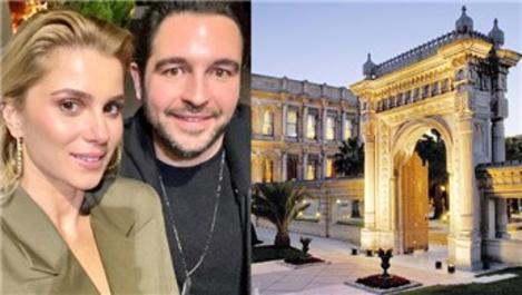 Hacı Sabancı-Nazlı Kayı çifti Çırağan Sarayı'nda evleniyor