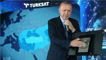 Türksat 5A haberleşme uydusu göreve başladı!