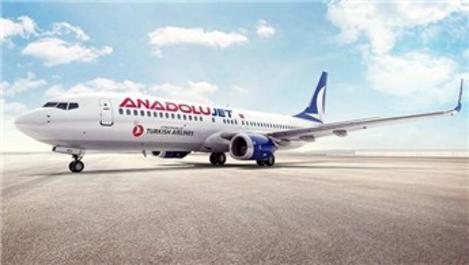 AnadoluJet, Trabzon-Kocaeli uçuşlarına yeniden başlayacak