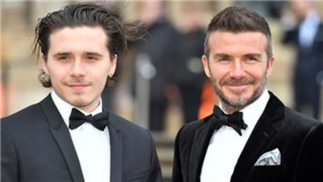 David Beckham'ın oğlu 10 milyon dolara ilk evini aldı!