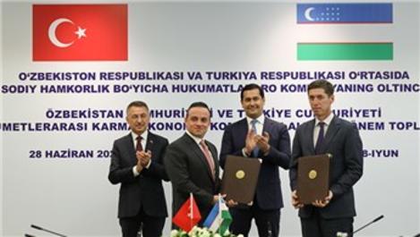 Cengiz Enerji, Özbekistan'daki 2. enerji santrali için imza attı