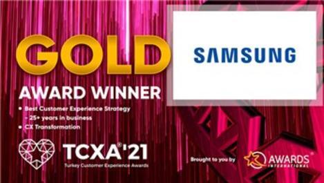Samsung Türkiye'ye iki birincilik ödülü!