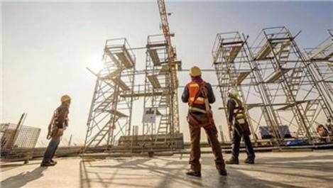 İnşaat malzemeleri sanayi üretimi ilk 4 ayda %30 arttı