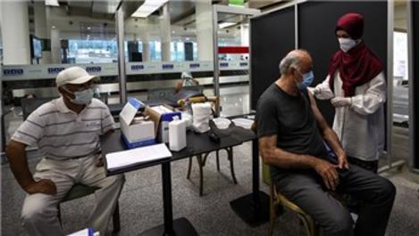Adnan Menderes Havalimanı'nda aşı istasyonu hizmete açıldı
