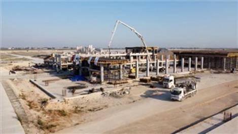 Çukurova Havalimanı projesinde son durum!