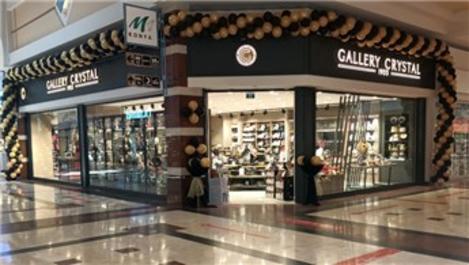 Gallery Crystal, M1Konya AVM'de açıldı