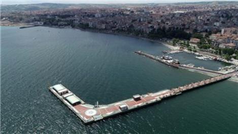 Tekirdağ kıyıları yüzeyinde müsilaj etkisini kaybetti