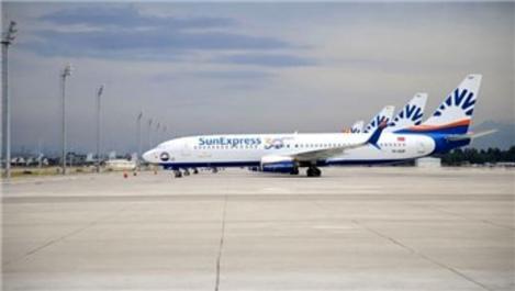 SunExpress, Kayseri'den Lyon'a uçuracak