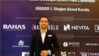 Abdüssamet Bahadır, GİGDER Yönetim Kurulu Başkan Yardımcısı oldu