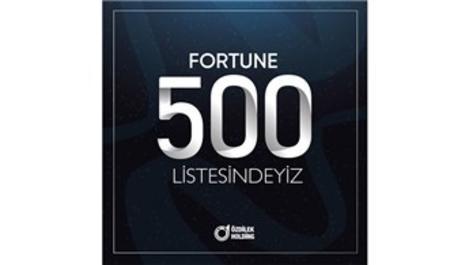 Özdilek Holding Fortune 500 Listesi'nde!