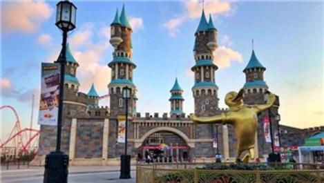 İsfanbul Tema Park 10 Temmuz'da tekrar açılıyor