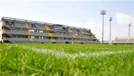 Mardan Palace'ın stadyumu icradan satışa çıkarıldı