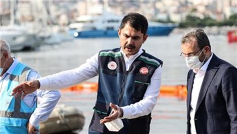 'Marmara Denizi artık dünden daha temiz ve mavi'
