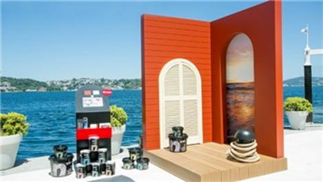 Nippon Paint, Türkiye'nin ilk ve tek 'Yalı Boyası'nı tanıttı!