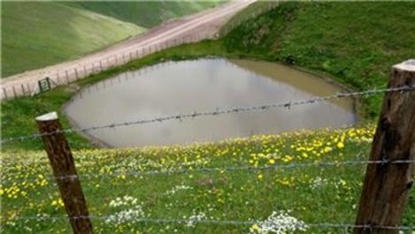 İşte Dipsiz Göl'ün son hali!