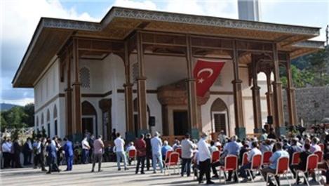 Fatsa İslamdağ Külliye Camisi ibadete açıldı